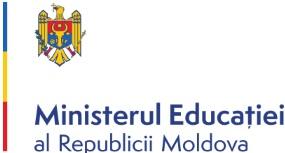 Ministerul Educatiei al Republicii Moldova